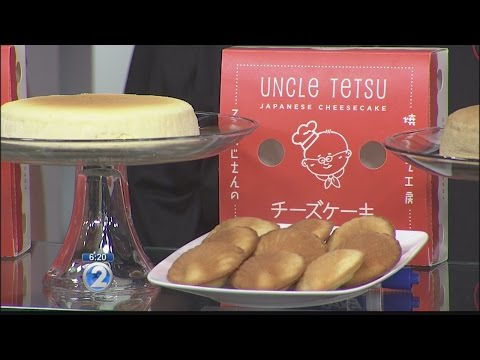 Uncle Tetsu Japanese Cheesecake opens in Hawaii