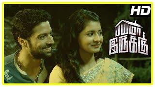 Bayama Irukku Movie Scenes | Unnai Edhirparthen Song | Rajendran has nightmares | Reshmi | Santhosh