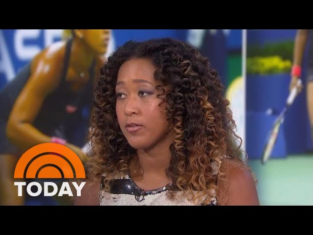 US Open Winner Naomi Osaka Speaks Out On Controversial Serena Williams Match | TODAY