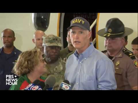 WATCH: Florida Gov. Rick Scott speaks on Hurricane Irma