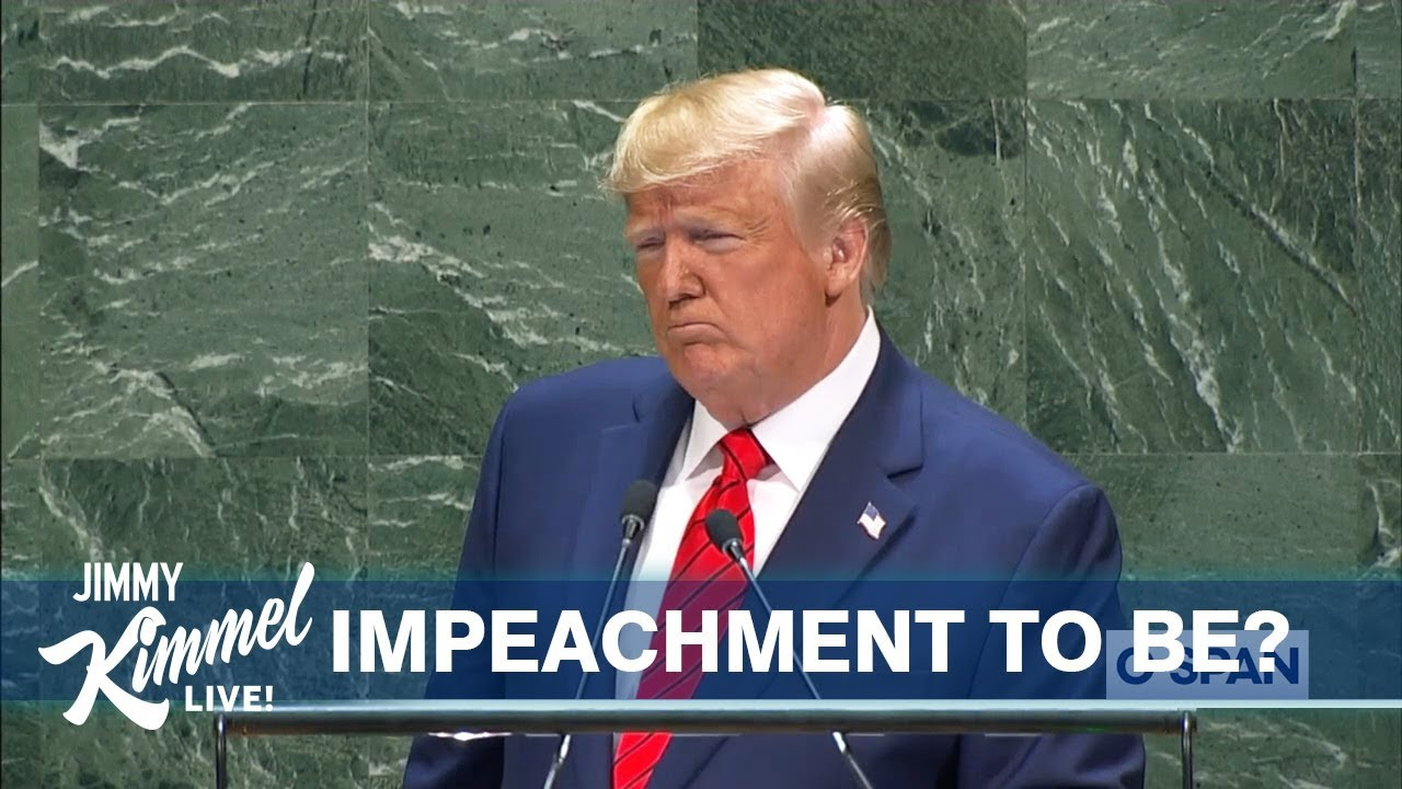 Trump Faces Impeachment Proceedings
