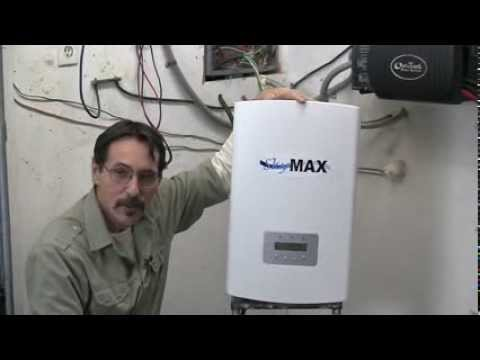 Wind turbine grid tie inverter , How To install by Missouri Wind and Solar