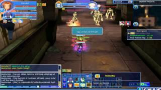 Digimon Masters Online : Onlooker Rabbit