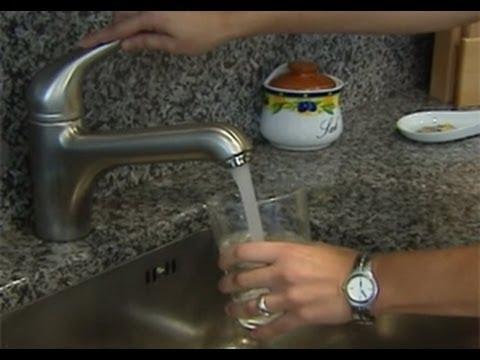 Control de calidad del agua de Madrid (Telemadrid)