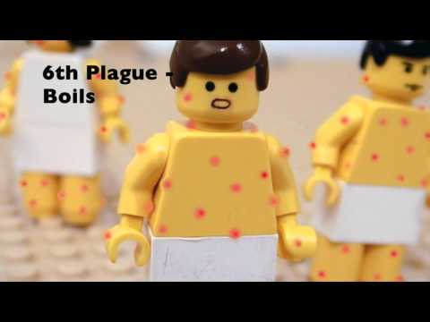 Lego Star Wars the 10 Plagues of Egypt