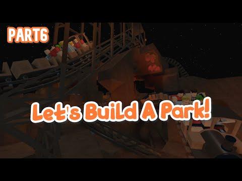 Part 5: Mine Train Coaster - Let's Build Mobile Park! (Theme Park Tycoon 2)