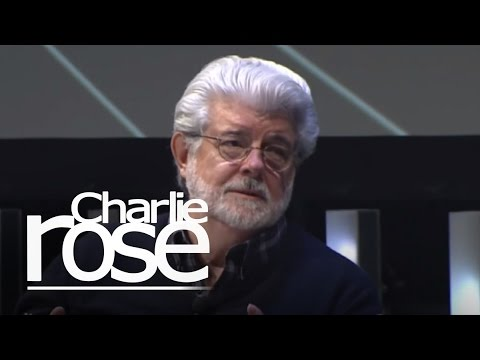 George Lucas on Hollywood's Blockbuster Mentality (Oct. 17, 2014) | Charlie Rose