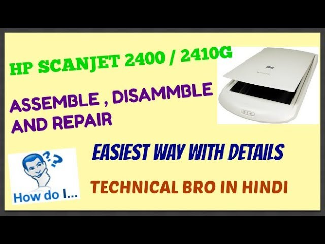 download hp scanjet 2400 scanner driver for windows 7
