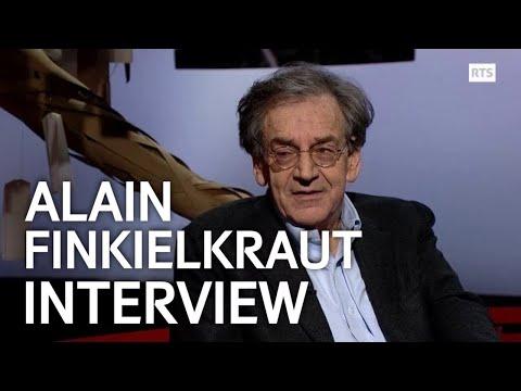 Alain Finkielkraut, le penseur du déclin