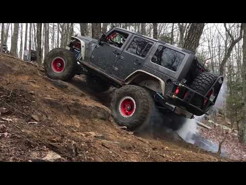 SFWDA Spring 2018 Meet and Ride Busted Knuckle OHV
