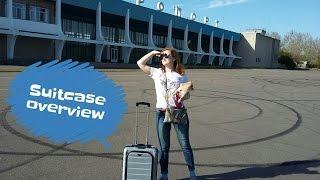 видео чемодан для ручной клади