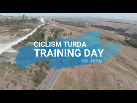 Training day ... cu Jenu - Ciclism Turda