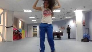 Coreo Funky- Henar Zancada