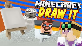 Minecraft: Draw It - SAMMY SPREADSHEET