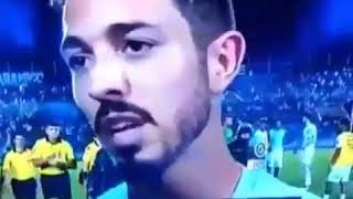 Entrevista Jean Mota pós-jogo - Ceará 1 x 1 Santos - série A 2018