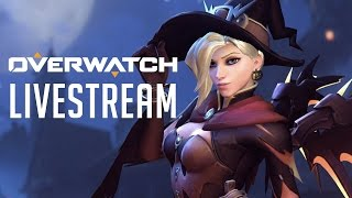 Overwatch Halloween Special and Loot Crate Opening