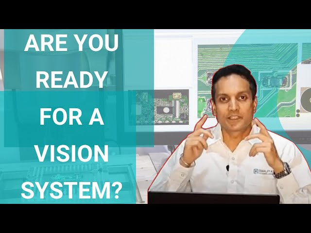 Are you ready for a Machine Vision solution