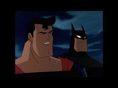 Бэтмен и супермен мультфильм против джокера