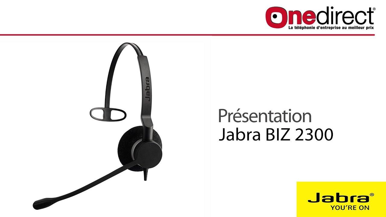 Jabra Biz 2300 Presentation Onedirect Youtube