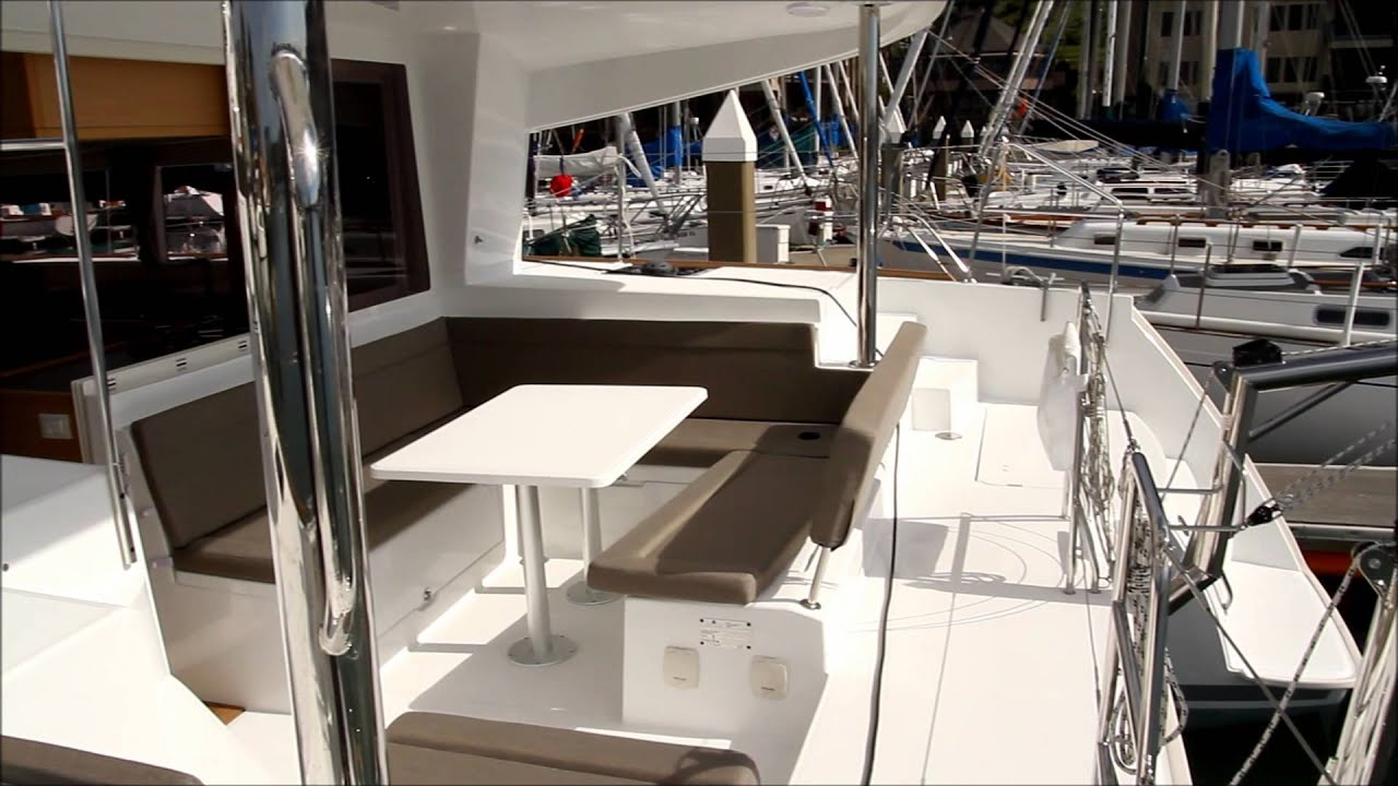 New Luxury Catamaran Sailing Yacht For Sale Lagoon 400