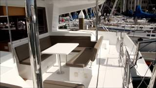 New luxury catamaran sailing yacht for sale - Lagoon 400 S2