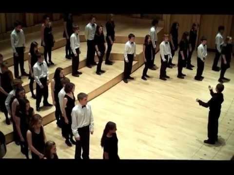 Euddogwy Unison Choir 2012 - Come Together