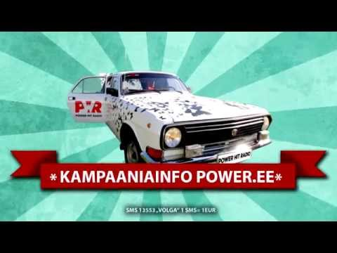 Power Hit Radio Volga kampaania 2014