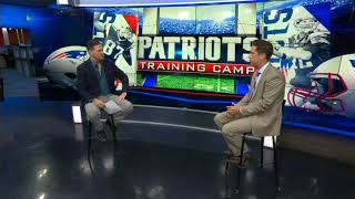 Jeff Howe gives update on Patriots Training Camp
