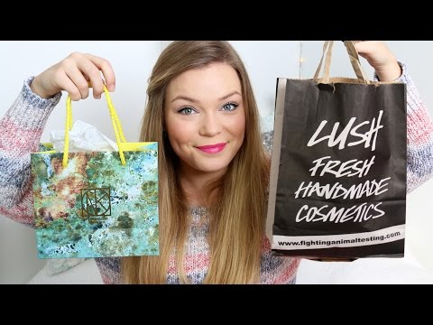 Stockholm Try-On Haul ⎜ Fashion & Beauty ♡