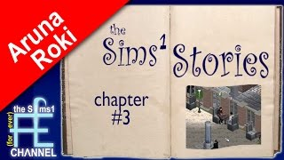 The Sims1 Stories: Day_3 - Exploring Old Town