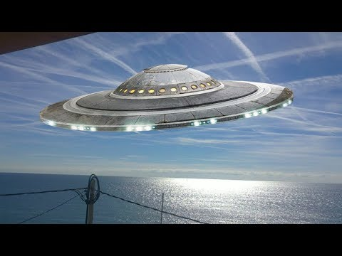 Chemtrails Linked to Secret UFO/Alien Disclosure Project?