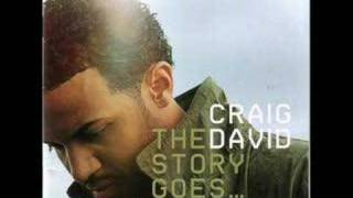 Watch Craig David My Love Dont Stop video