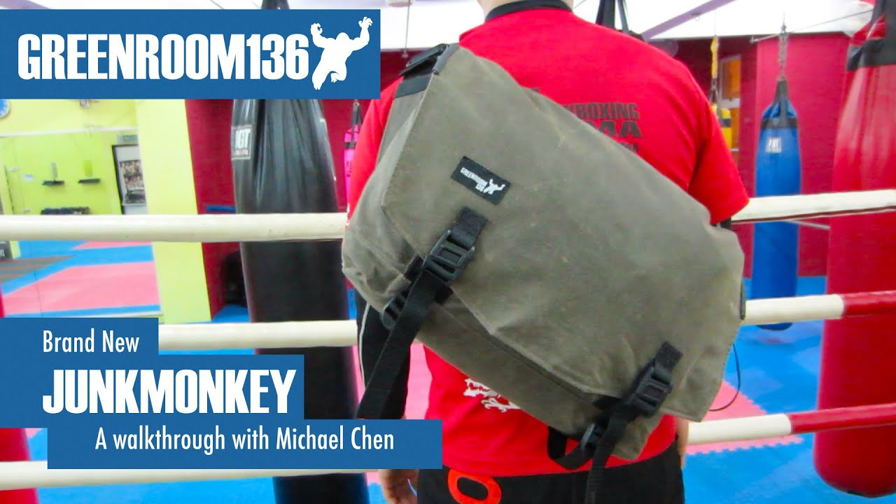 Brand new Junkmonkey walkthrough with Michael Chen