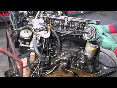 Diesel Engine  Maintenance Tip 14: Preventing Catastrophic Engine Failure