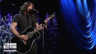 "Dave Grohl ""Everlong"" Acoustic at Howard's Birthday Bash (2014)"