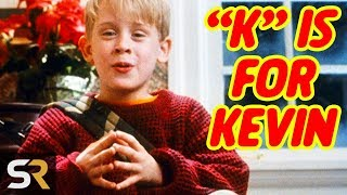 The ABC's of Home Alone