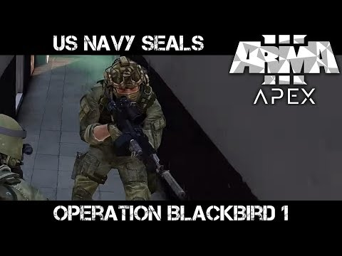 ArmA 3 Navy SEALS - Operation Blackbird 1 - Liru as Zeus