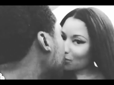 Nicki Minaj Meek Mill Kiss  On Private Jet After Leaving Young MA Concert