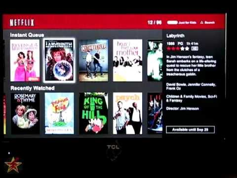 Netflix Instant Streaming