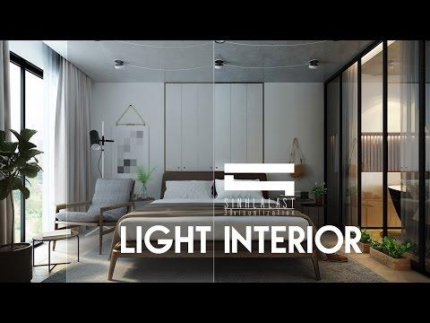 Interior Post Production - Photoshop Architecture
