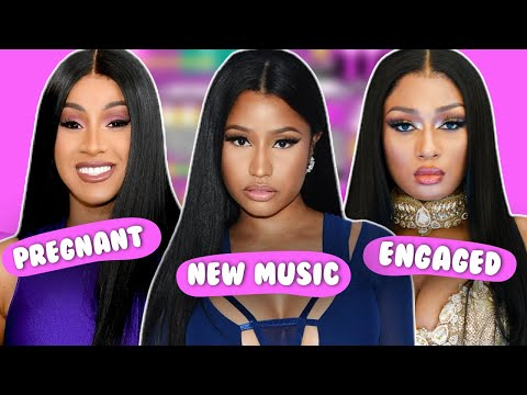 Nicki Minaj featured