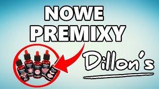 Premix z Ogórka ? - Dillon's RED !
