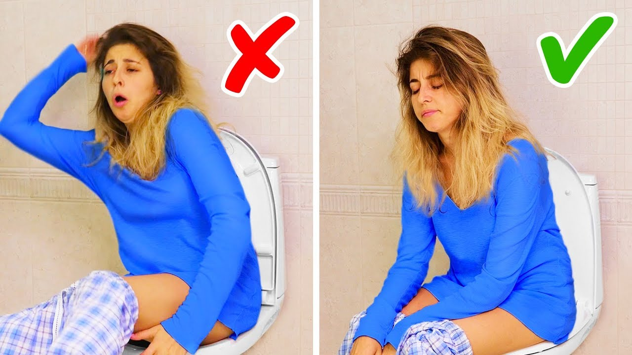 17 GENIUS BATHROOM TIPS THAT WILL CHANGE YOUR LIFE FOREVER