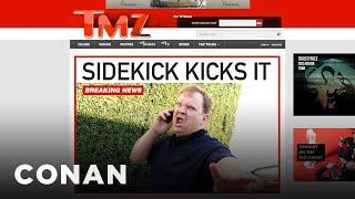BREAKING NEWS: Andy Richter Dies!  - CONAN on TBS