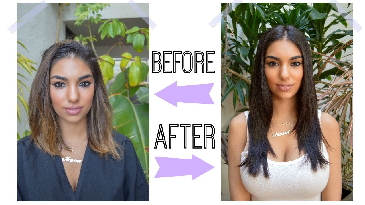Ombre To Brunette Educational Youtube