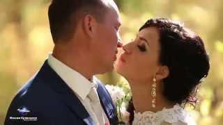 Свадебный клип Виталия и Анны. Трогательное свадебное видео.