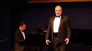 Gustavo Ahualli - Eri tu - Un Ballo in Maschera, Verdi-GrandiVociConcerts