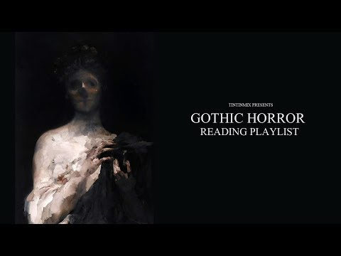 ATMOSPHERIC GOTHIC HORROR READING MUSIC | H.P Lovecraft, Ste