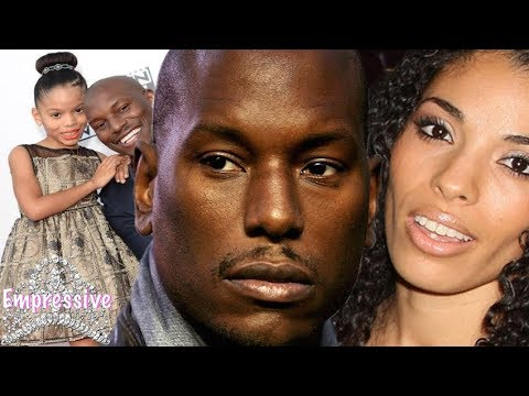 Tyrese's ex-wife files a restraining order against him. Disturbing details inside (Alleged)