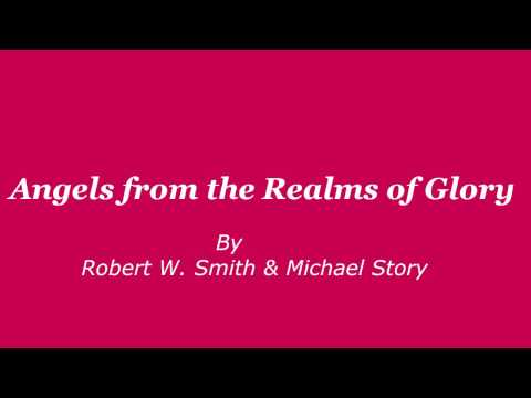 Angels from the Realms of Glory (Concert Band)
